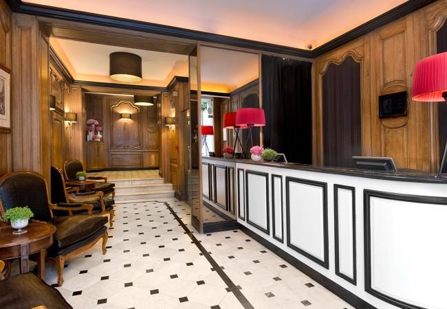 Le cocktail du Club Amilcar à l'Hôtel Melià Champs Elysées