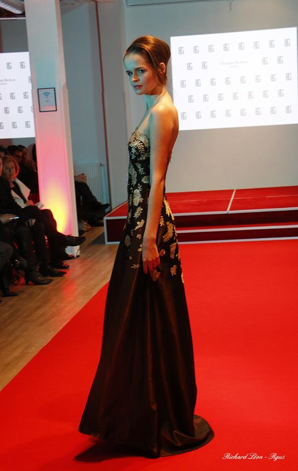 Défilé de mode Georges Bedran - créateur libanais à Paris