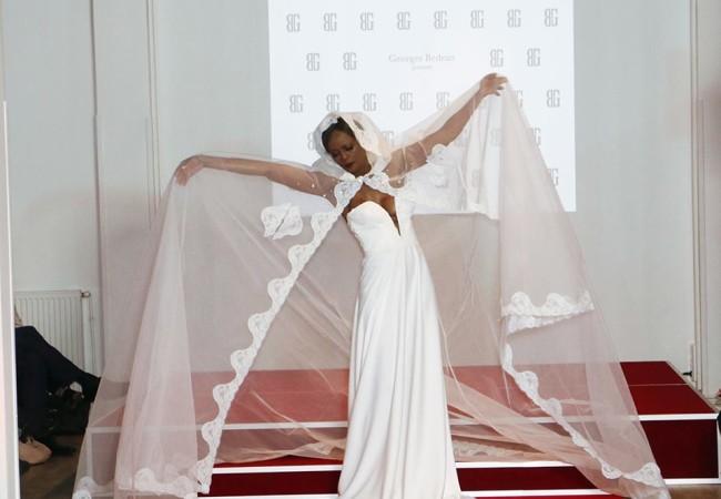 Défilé de mode – Georges Bedran – Journée Européenne des Métiers d'Art