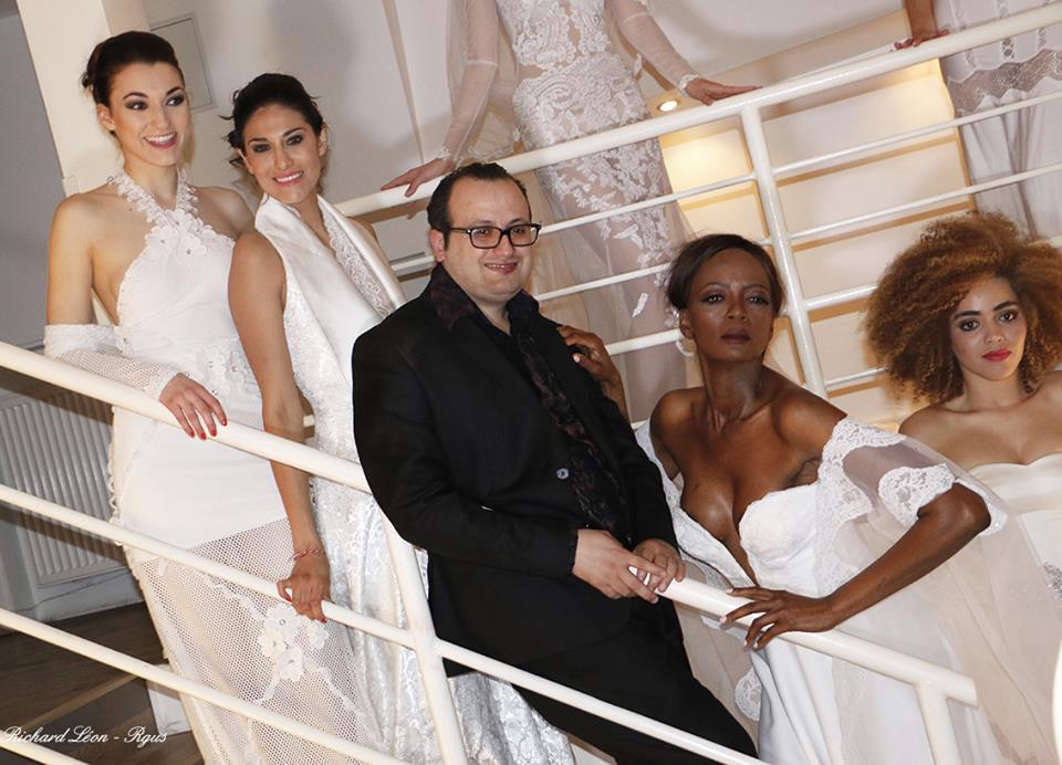 Défilé de mode - Georges Bedran - créateur libanais