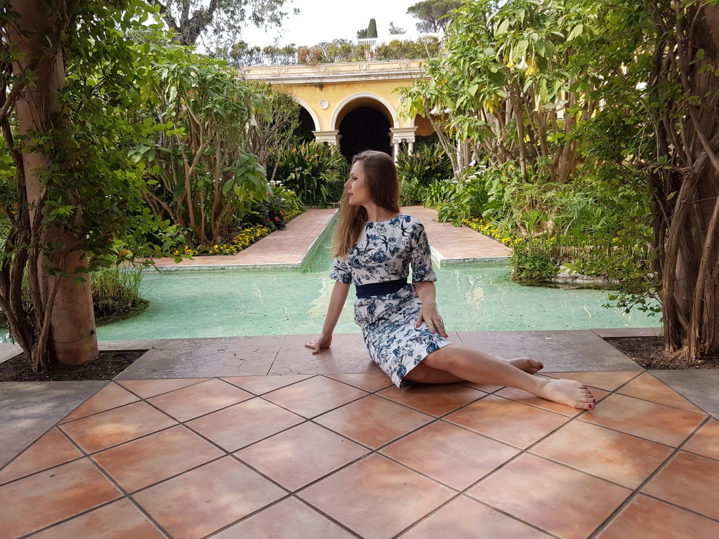 Sarah Paris Frivole - Villa Ephrussi de Rothschild