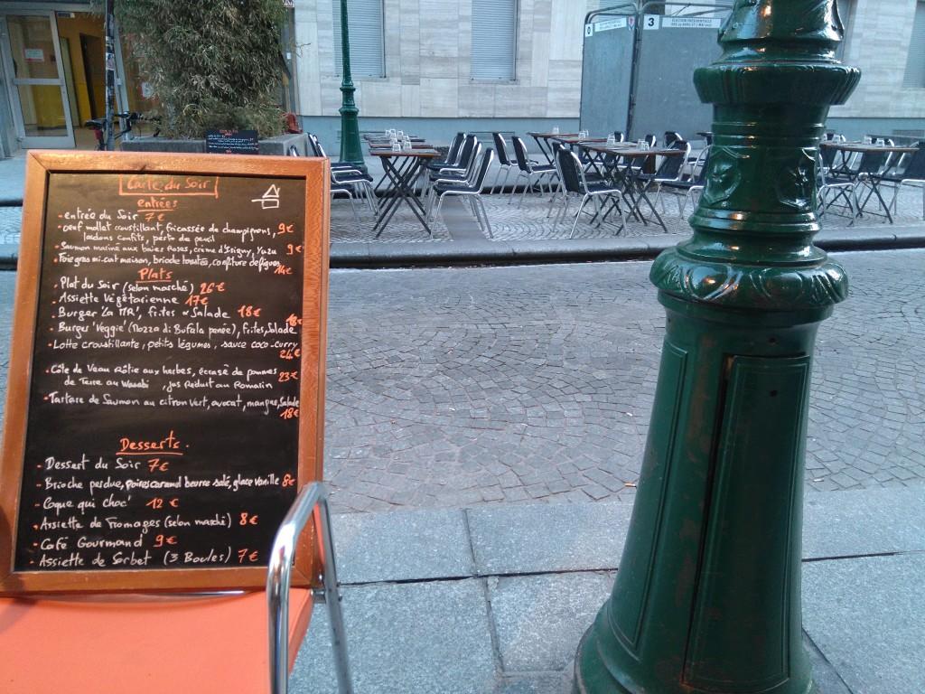 Terrasse à Montorgueil - La MAUVAISE REPUTATION