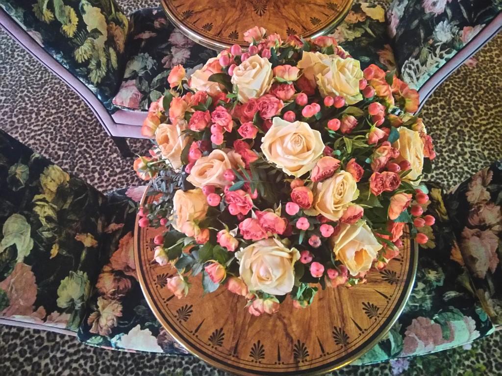 blog parisien - paris frivole - rose - Josephine Bonaparte - hotel Jobo