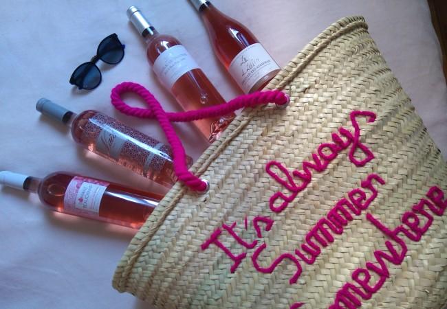 Des rosés féminins pour des apéros printaniers