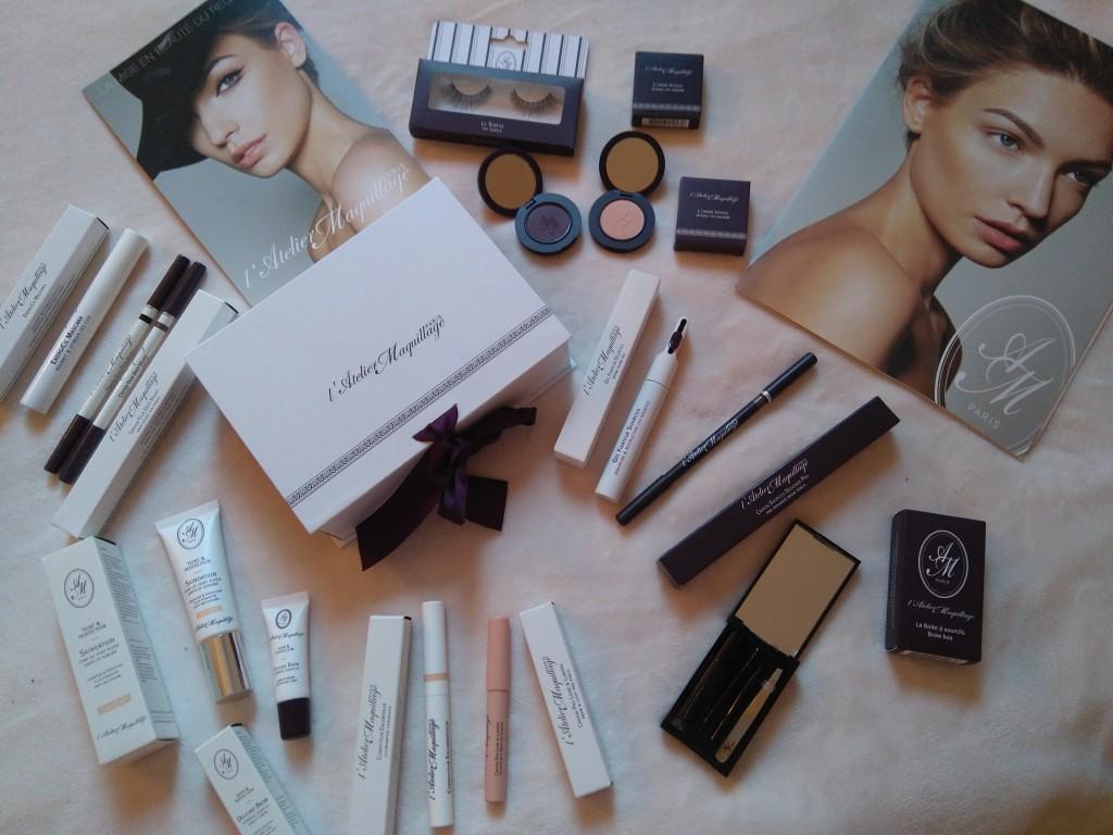 L'atelier maquillage paris - beauté du regard - paris frivole