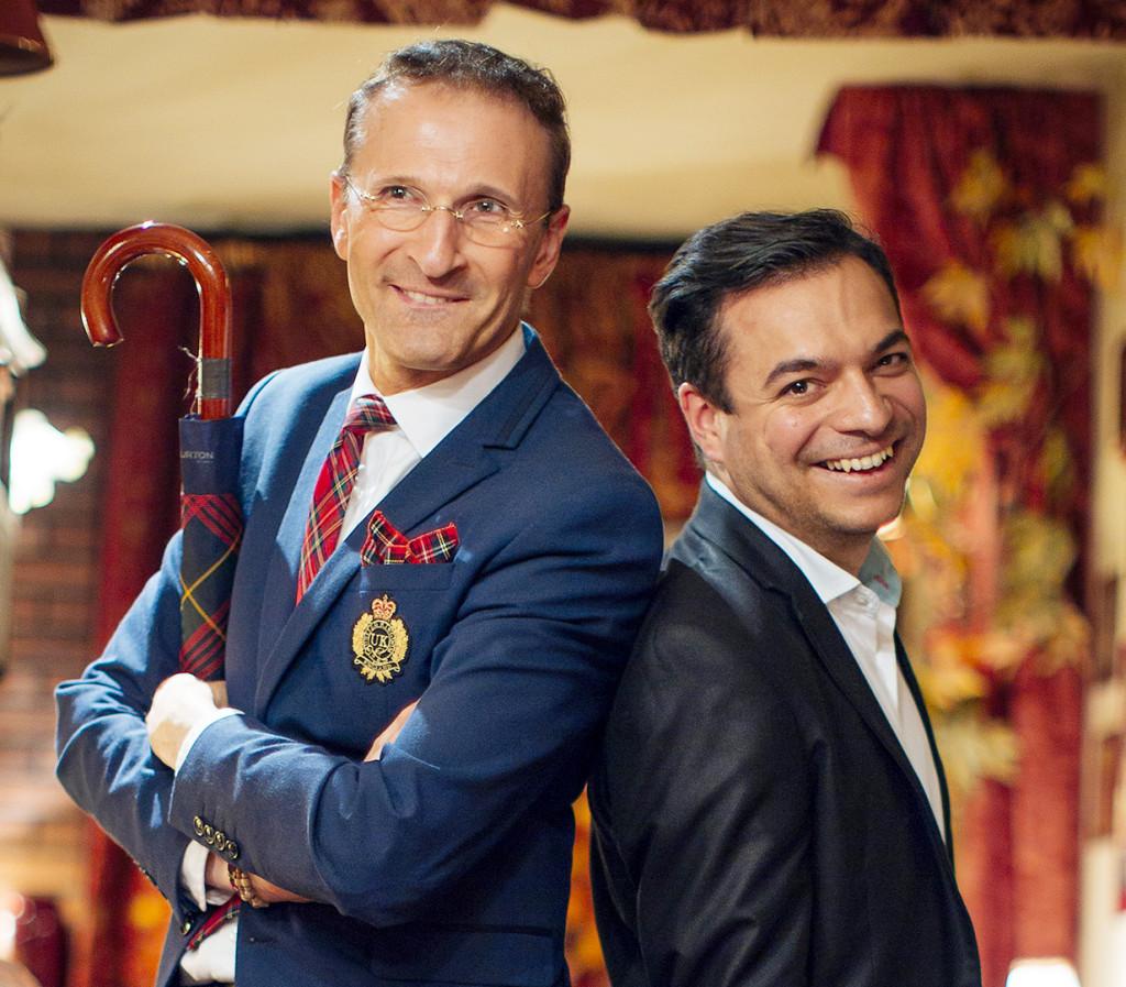 Frédéric Robert et Laurent Renaud - Au fond du Jardin