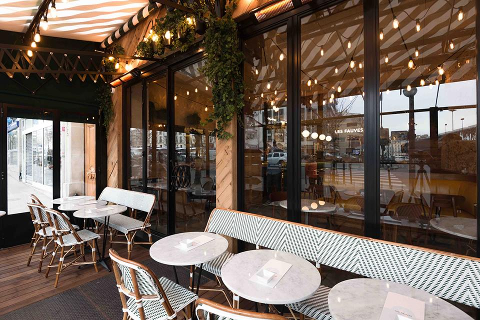 Les Fauves - restaurant Montparnasse - néo bistrot chic