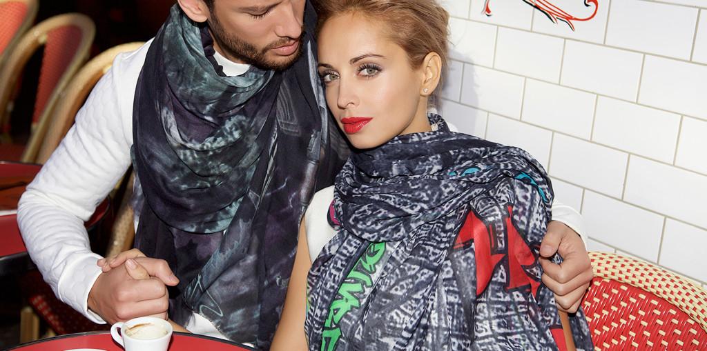 Sasha Berry - foulards et étoles