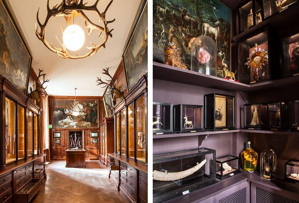 Musée de la chasse et de la nature x Cire Trudon – Sentiment de la licorne