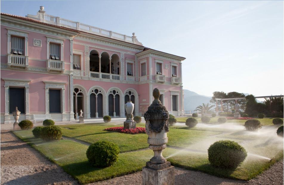 Villa Ephrussi de Rotschild - paris frivole - palais