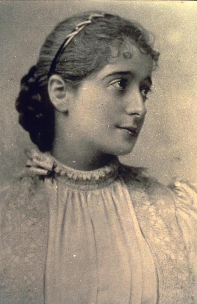 béatrice Ephrussi de Rothschild portrait