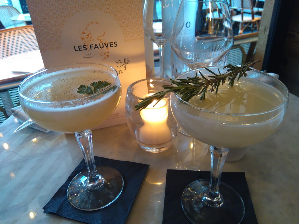 cocktails des fauves - paris
