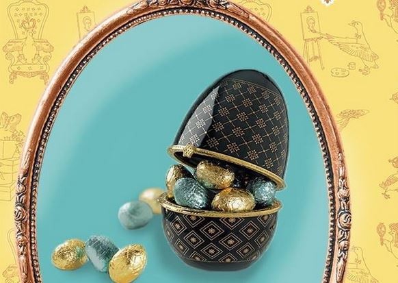 Les plus belles créations gourmandes de Pâques