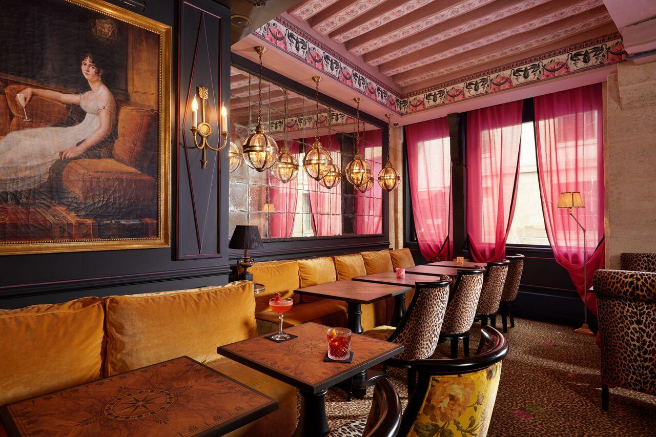hotel de jobo adresse de charme au coeur du marais paris frivole. Black Bedroom Furniture Sets. Home Design Ideas