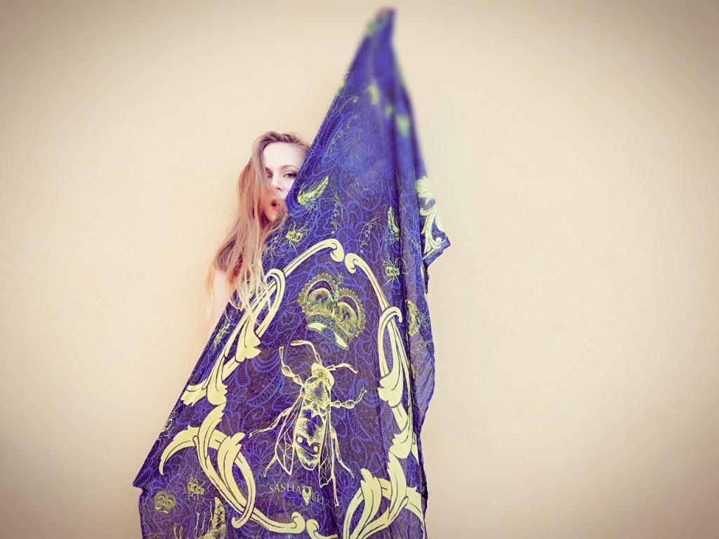 Sasha Berry - foulards - Angelina Ober