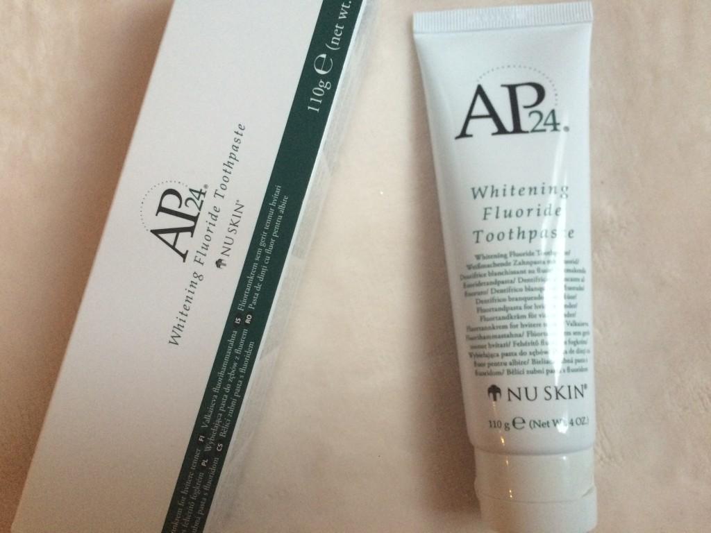 Dentifrice blanchissant AP24 Nuskin