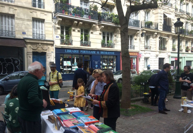 Festival Quartier du Livre – la fête du livre dans le quartier latin