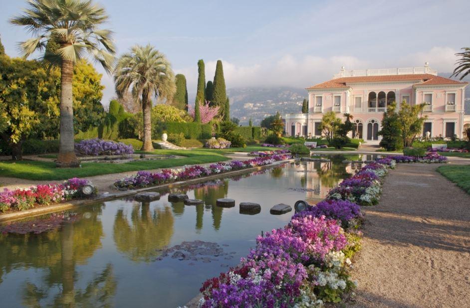 villa Ephrussi de Rotschild - jardin