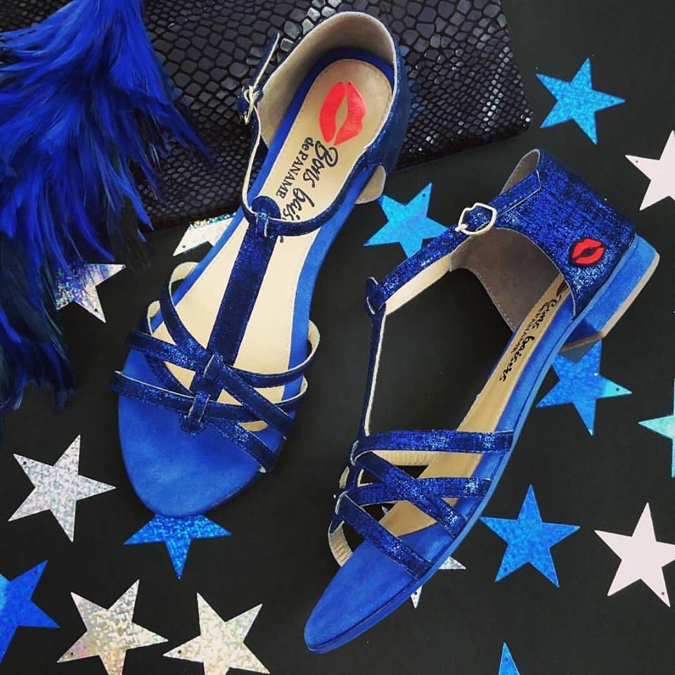 Bons baisers de paname - sandales en cuir - blog mode parisien