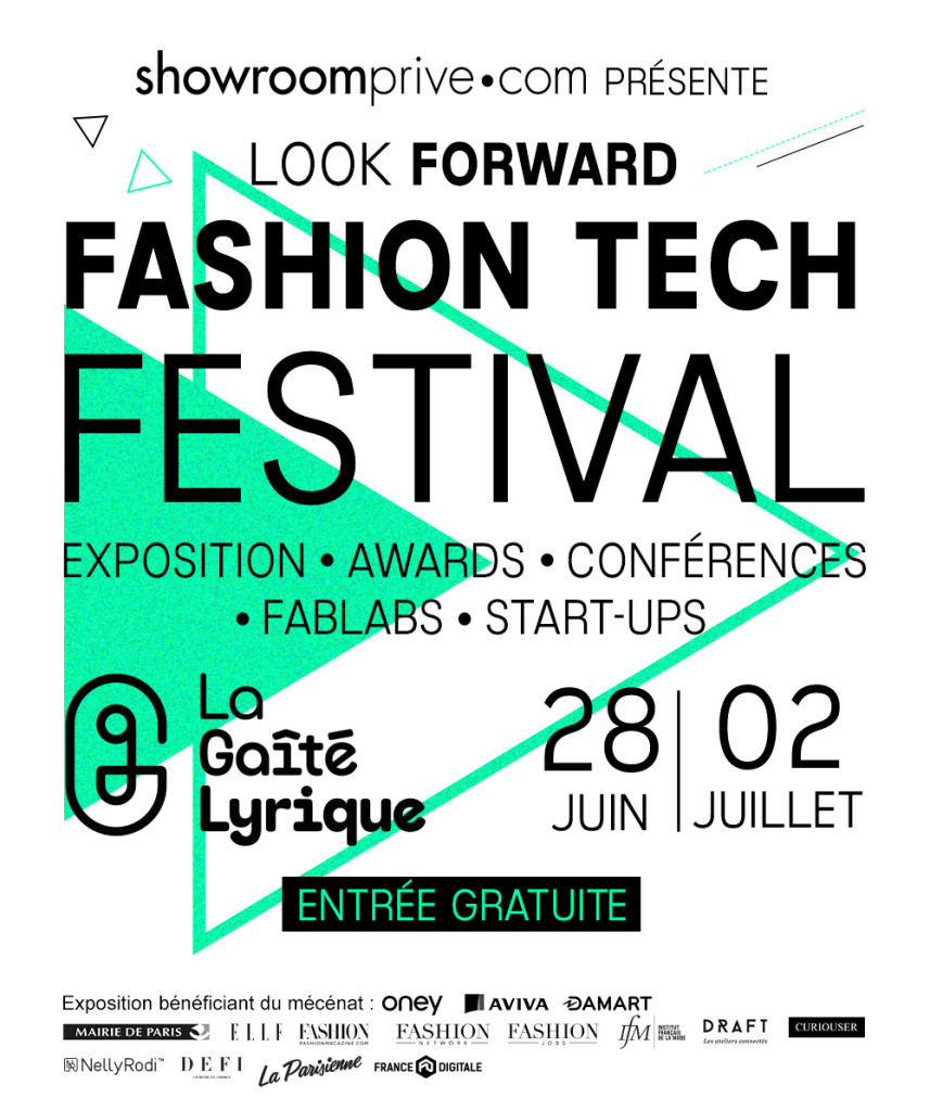 AFFICHE DIGITALE - FASHION TECH copie
