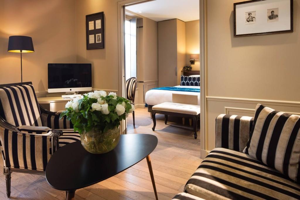 hôtel la belle juliette - paris frivole