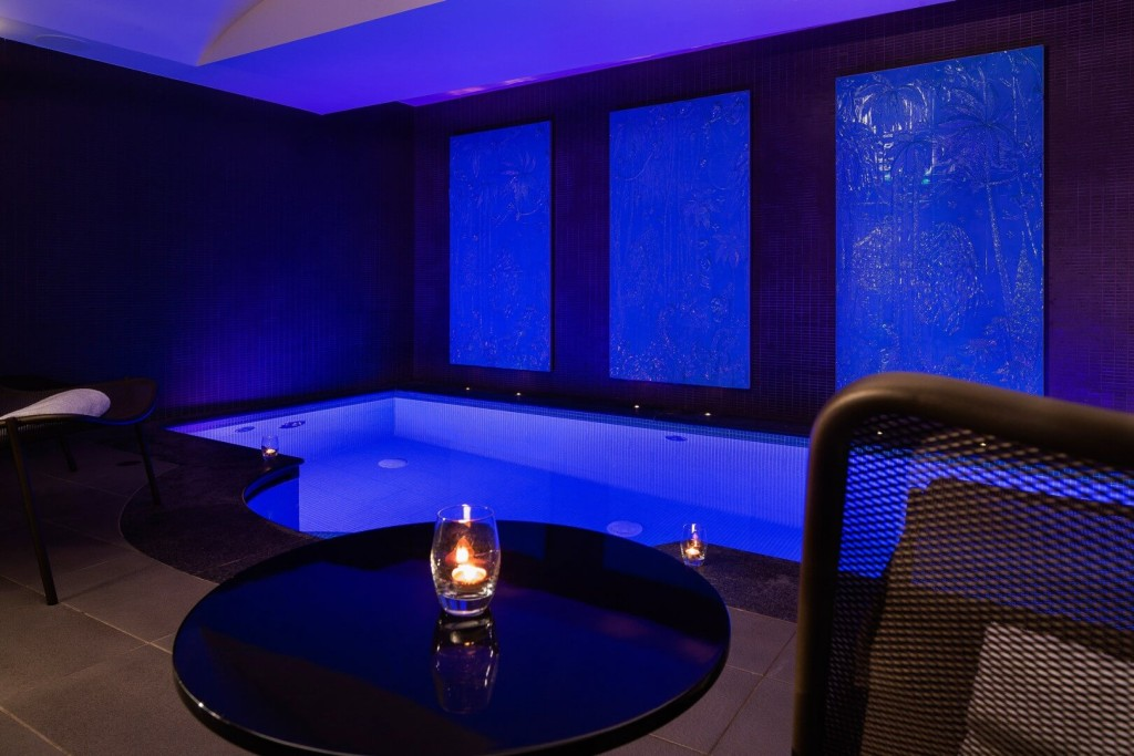 hôtel spa - la belle juliette - paris frivole