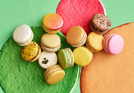 Pierre Hermé – macarons – la nouvelle Collection Fetish