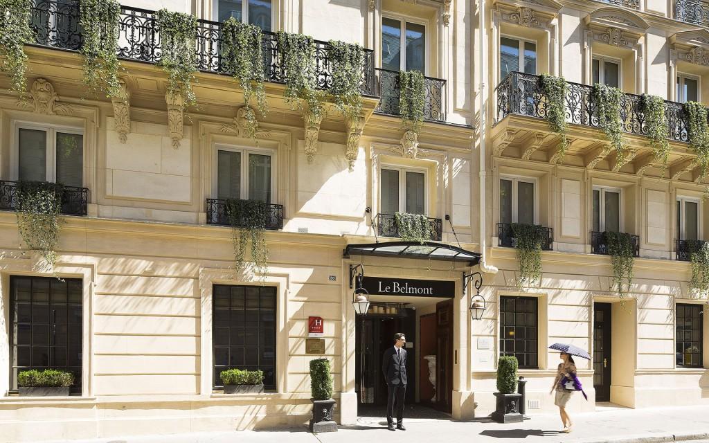 Hôtel Le Belmont - Paris