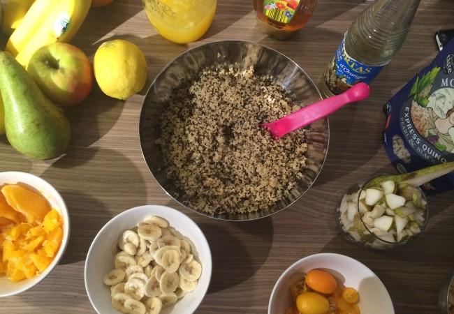Les bienfaits du quinoa associés à des recettes gourmandes – Quinola Mothergrain