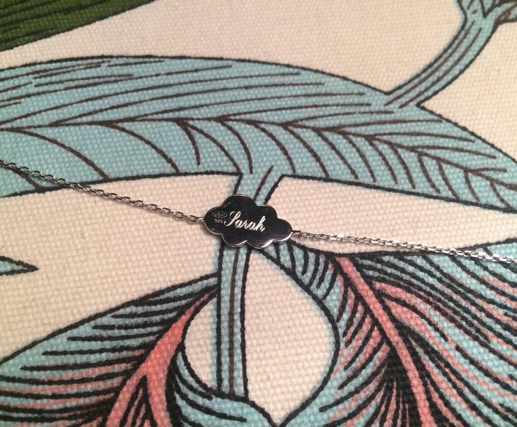Bijoux by Lola - bracelets personnalisables - bracelet en argent