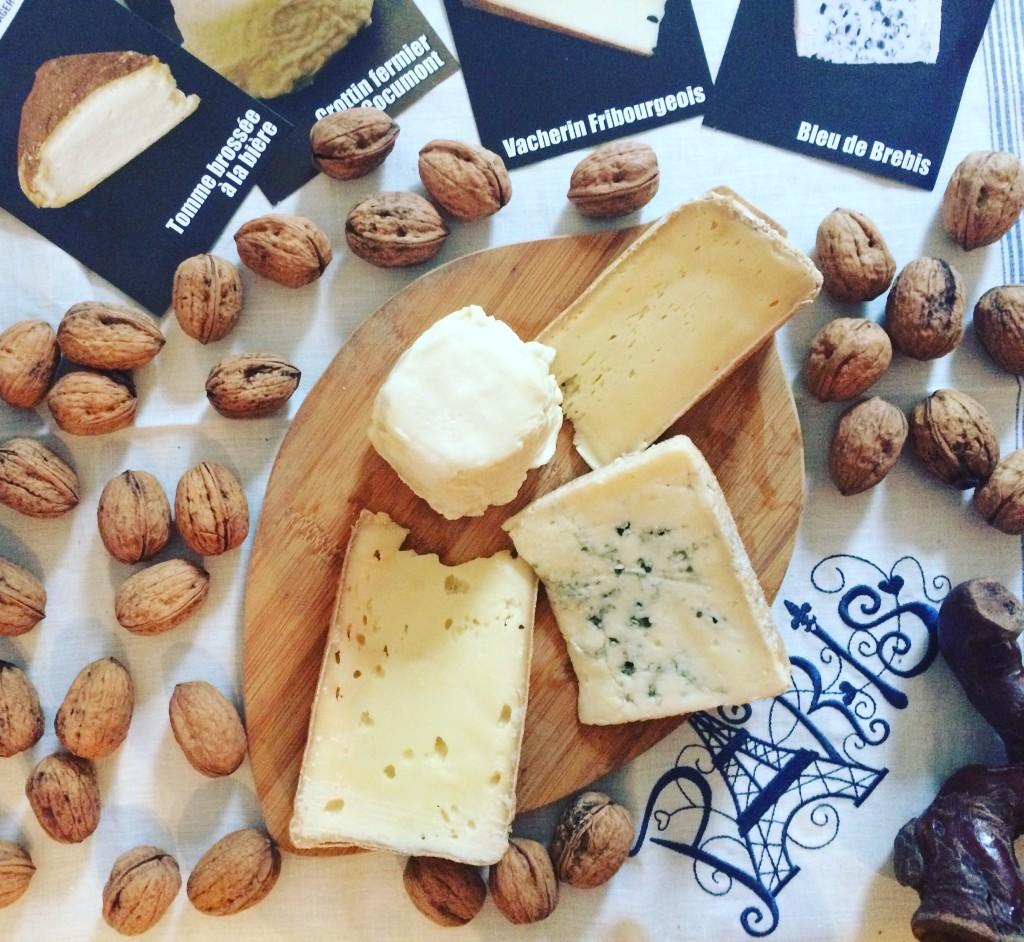 La boîte du fromager - livraison de fromages à Paris