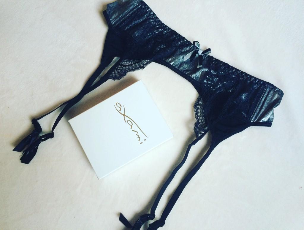 Miss Glam - lingerie sexy - axami -  paris frivole