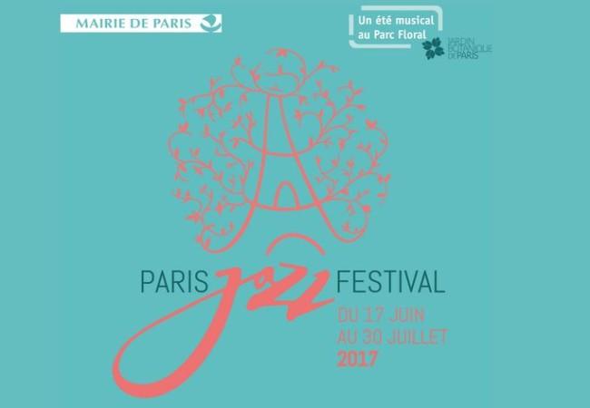 Le Paris Jazz Festival –  Parc Floral de Paris – du 17 juin au 30 juillet 2017