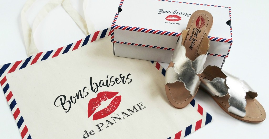 Bons baisers de Paname - sandales en cuir