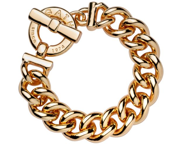 bracelet maille - Agatha