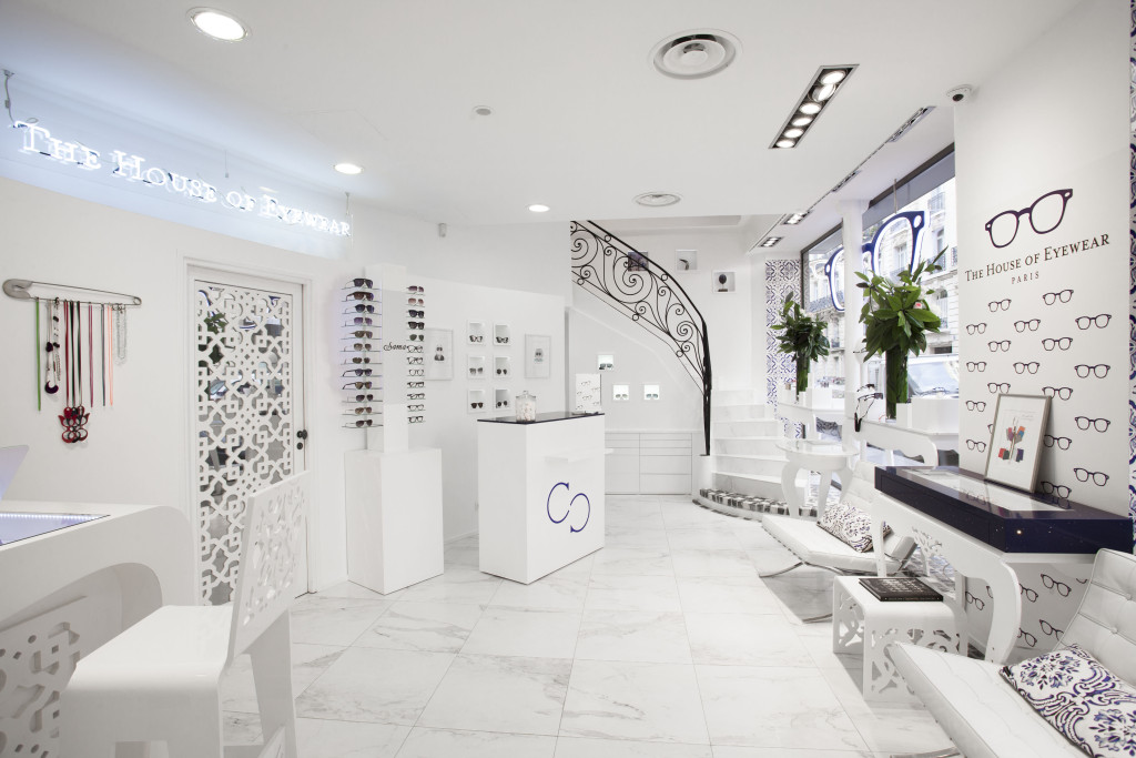 The House of Eyewear - haute lunetterie à Paris