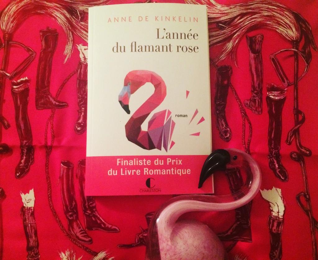 L'année du flamant rose - éditions charleston - paris frivole