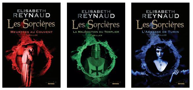 les sorcières - elisabeth reynaud