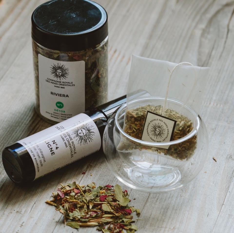 thé bio - compagnie des indes orientales