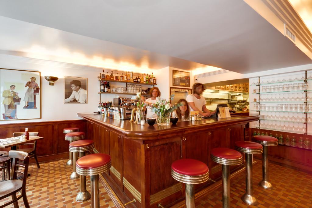 Coffee Parisien - Bar