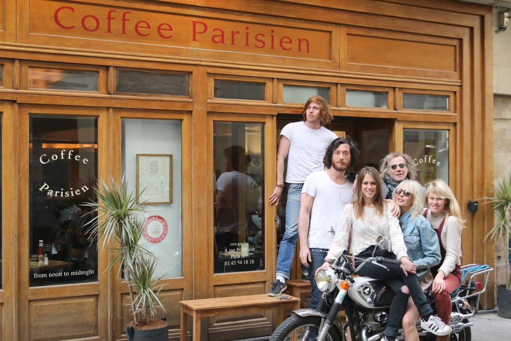 Coffee Parisien - Equipe