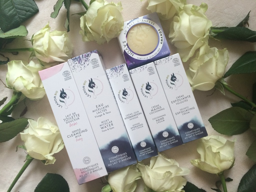 Leanor Bio - cosmétiques bio au lait d'ânesse
