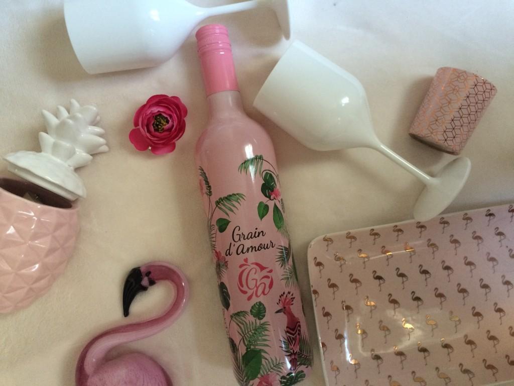 Vin rosé - vignerons de Brulhois