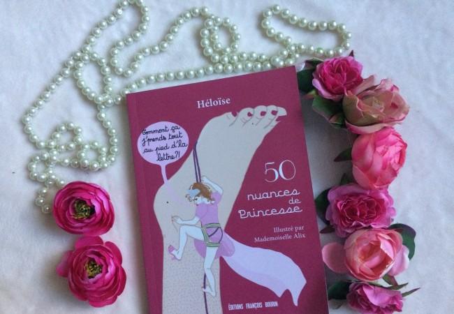 50 nuances de Princesse – un livre drôle sur les déceptions sentimentales