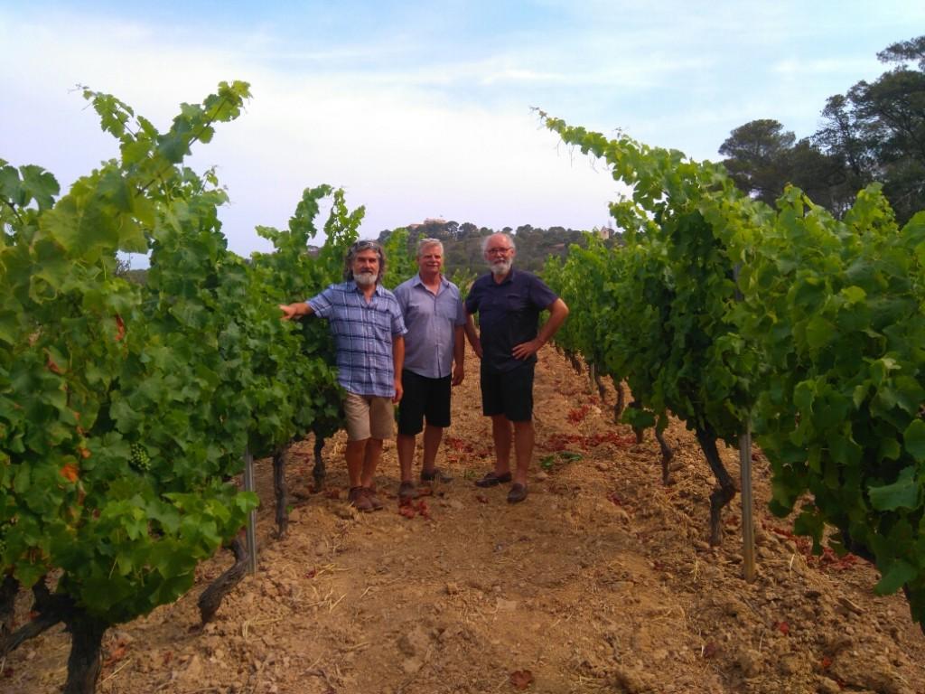 Porquerolles - vin rosé - Domaine Perzinski