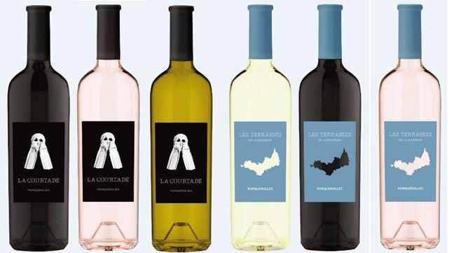 La Courtade - vins de Porquerolles