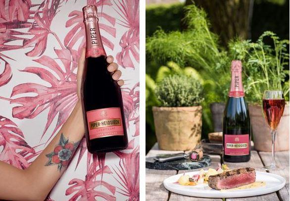 Rosé Sauvage – #PiperBBQ – un vin flamboyant en coffret