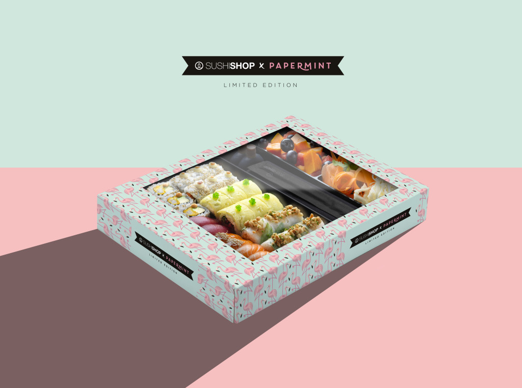 SUMMER BOX - SUSHI SHOP