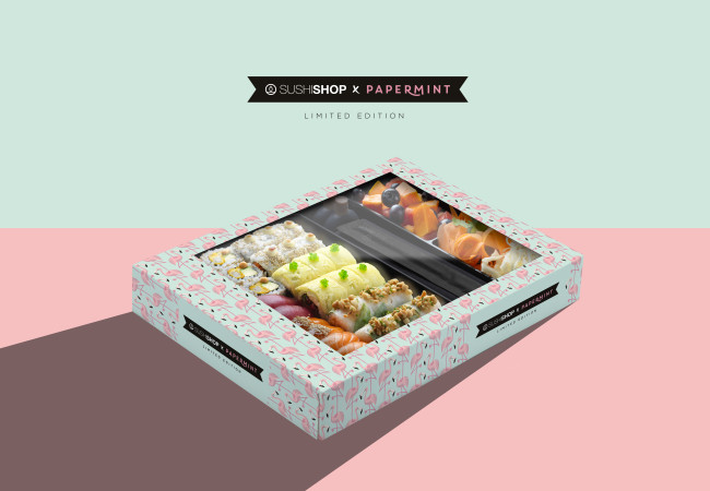Sushi Shop – la Summer Box – Papermint