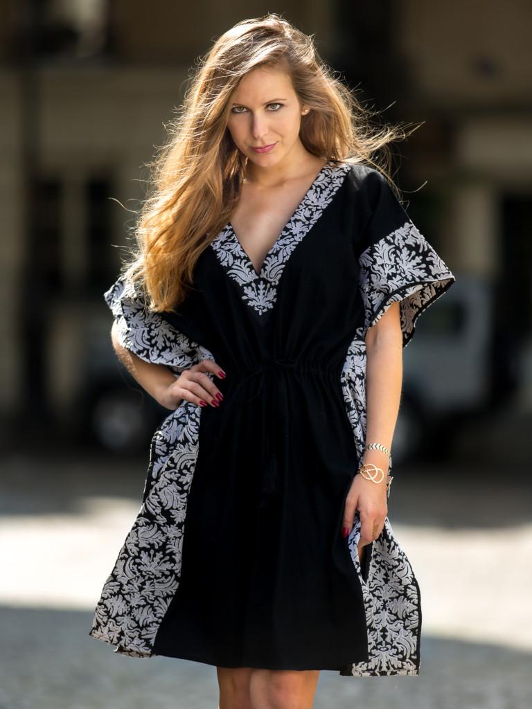 Sarah Paris Frivole - parisian blogger